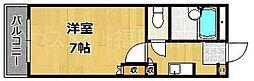 プチパレト浄水[3階]の間取り