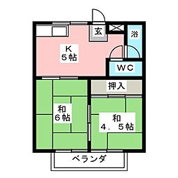 蟹江ハイツ第1