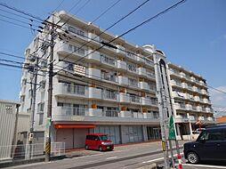 グランメール勝田[6階]の外観