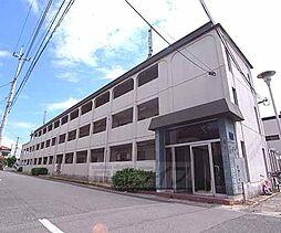 京都府向日市寺戸町修理式の賃貸マンションの外観