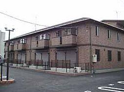 spring court[1階]の外観
