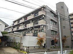 愛知県名古屋市千種区松竹町1丁目の賃貸マンションの外観