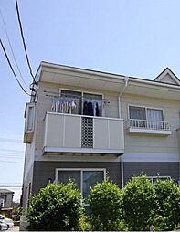 埼玉県春日部市豊野町1丁目の賃貸アパートの外観