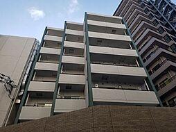 レオセントラルガーデン[702号室]の外観