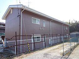 ローレル・コートハギノ[2階]の外観