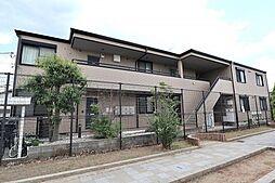 大阪府八尾市長池町2丁目の賃貸アパートの外観