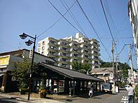 外観(平成5年築の駅前リゾートレジデンス)