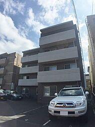 北海道札幌市手稲区稲穂二条7丁目の賃貸マンションの外観
