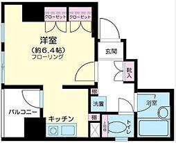 東京都世田谷区太子堂1丁目の賃貸マンションの間取り