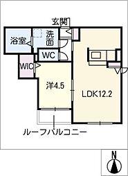 仮)篠目町新築AP[1階]の間取り