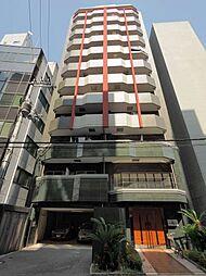 アーデン堺筋本町[12階]の外観