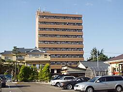 レジデンスカープ新潟[6階]の外観
