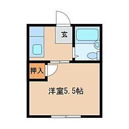 【敷金礼金0円!】N−0ne