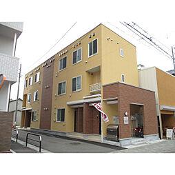 新潟県新潟市中央区本町通5番町の賃貸アパートの外観