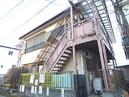 伸三荘[1階]の外観