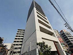 ドゥーエ大須の外観 宅配BOX 防犯カメラ オートロック 家具家電ご用意できます