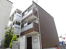 東京都三鷹市大沢1丁目の賃貸マンションの外観