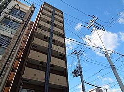 ライジングコート三宮マリーナシティ[4階]の外観