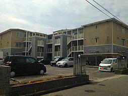 フィルコート上町[B-102号室]の外観