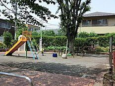 周辺環境:鷹番児童遊園