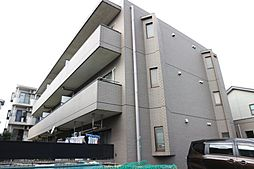 千葉県市川市南八幡2丁目の賃貸マンションの外観