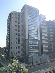 ブリリアシティ横浜磯子 H棟[1111号室]の外観
