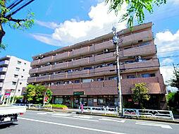 東京都小平市花小金井3丁目の賃貸マンションの外観