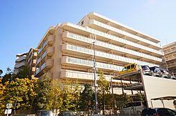 兵庫県伊丹市高台3丁目の賃貸マンションの外観