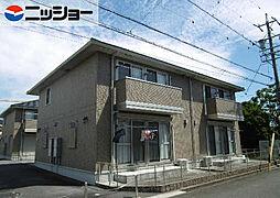 三重県鈴鹿市桜島町5丁目の賃貸アパートの外観