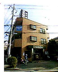 神奈川県川崎市幸区鹿島田2丁目の賃貸マンションの外観