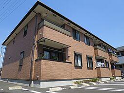 千葉県千葉市若葉区貝塚2丁目の賃貸アパートの外観