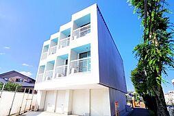 東京都清瀬市上清戸2丁目の賃貸マンションの外観