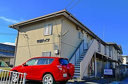 奈良県奈良市二条町1丁目の賃貸アパートの外観