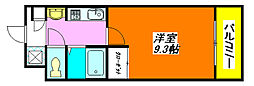 プリム・ヴェール 103号室[1階]の間取り