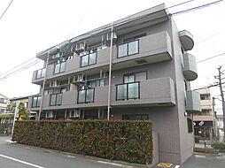 コーポ秋山小田中[2階]の外観