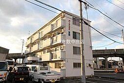 岡山県倉敷市平田丁目なしの賃貸マンションの外観
