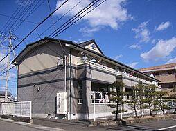 徳島県徳島市南庄町1丁目の賃貸アパートの外観
