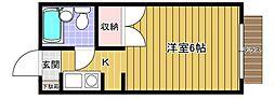 古市橋駅 2.1万円