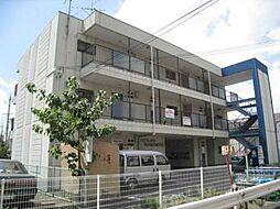大阪府四條畷市西中野1丁目の賃貸マンションの外観