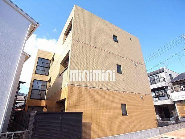 桂山サコウハイツIII 3階の賃貸【愛知県 / 名古屋市西区】