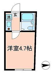 エルプレミア亀有[2階]の間取り