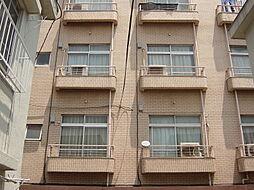 中台マンション[401号室]の外観