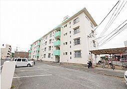 福岡県中間市中鶴1丁目の賃貸アパートの外観