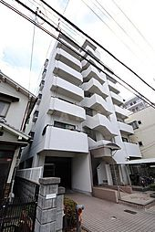 木川ドリームハイツ[5階]の外観