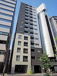 KWレジデンス堺筋本町[3階]の外観