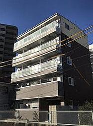 神奈川県横浜市神奈川区神之木町の賃貸マンションの外観