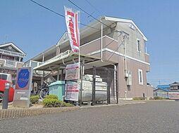 滋賀県大津市本堅田3丁目の賃貸アパートの外観
