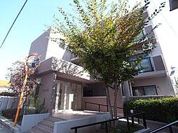 兵庫県川西市中央町の賃貸マンションの外観