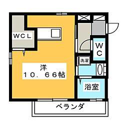 Est Koike[1階]の間取り