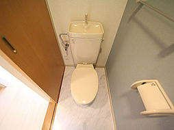 パラシオン・サン鳥見のトイレ 温水洗浄暖房便座設置可